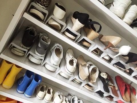 靴収納\u2026♡