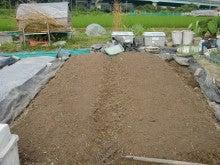 150728たまねぎ苗床土作りと太陽熱消毒処理19