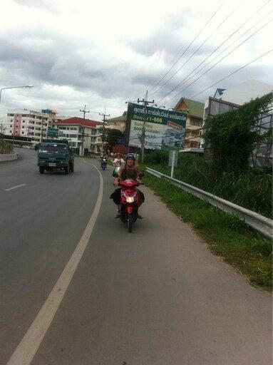 バイクでツーリング☆タイガーキングダムへ!1