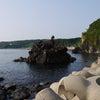 御利益いっぱい?!弁天岩に宿る渦巻きパワー★佐渡島の画像