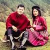 【ブータン王室】ワンチュク国王とジェツン・ペマ王妃&国王姉チミ・ヤンゾム・ワンチュク王女と息子の画像