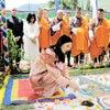 【ブータン王室】2015年7月 ジェツン・ペマ王妃と前国王の妻4人とその母(国王祖母)の画像