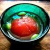 トマトで今度は前菜を~♪の画像