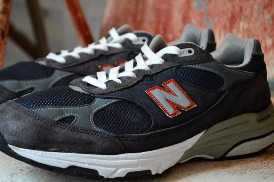 sneakers for cheap 62dfd 059f1 NEW BALANCE 993 COAST GUARD | 神戸 元町 古着屋 ヤング衣料店 ...