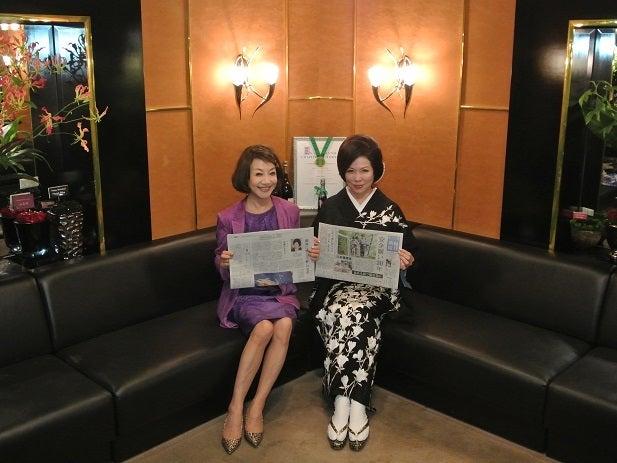 銀座クラブ由美 南美希子さん&伊藤由美ママ