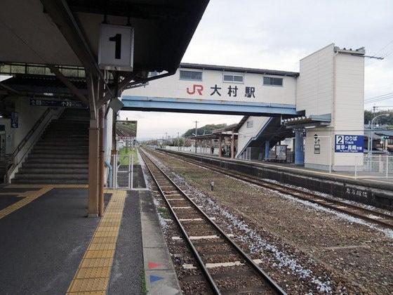 f0820a/大村線・大村駅
