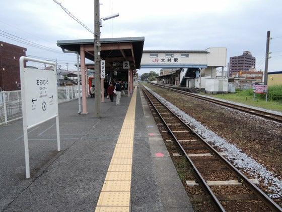 f08208/大村線・大村駅
