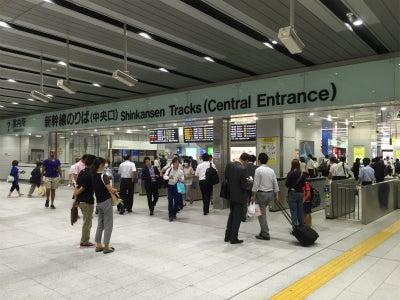 新大阪駅2