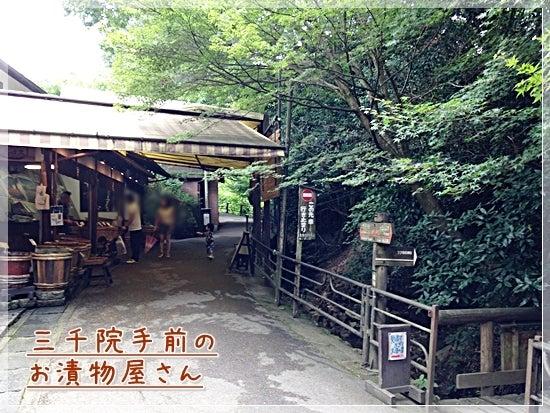 京都・大原の景色