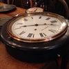 アンティーク時計&ウォールキャビネットの画像