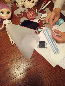 人形 原型