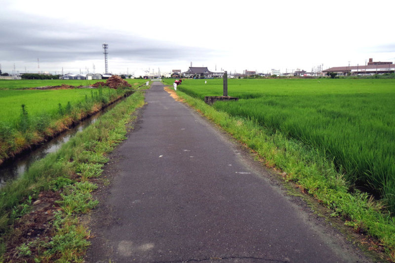 陸田城/①周囲の状況