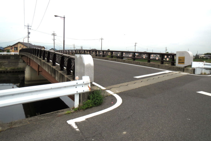 勝幡城/③橋