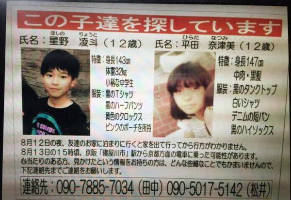高槻殺人事件の平田奈津美さんと、星野凌斗さんの関係を宿曜 ...