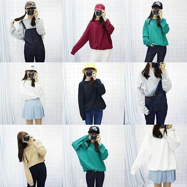 韓国ファッション 秋