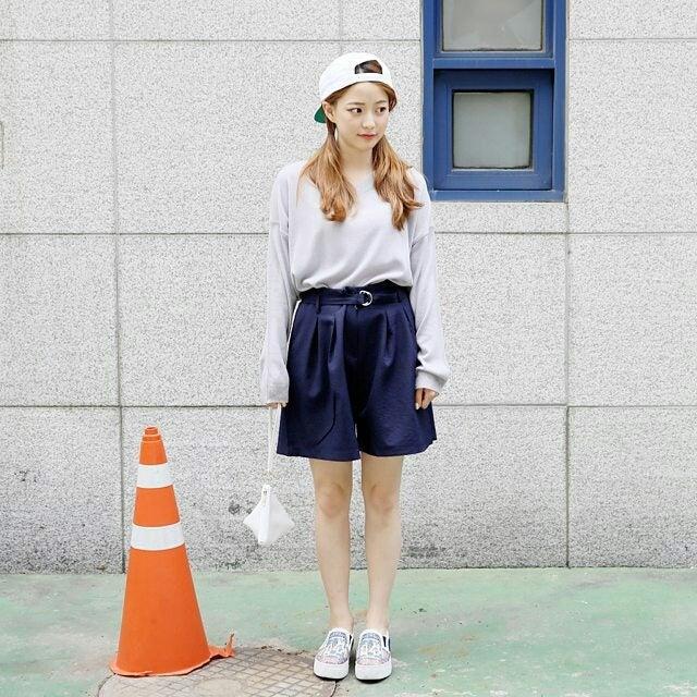 今日は今年の秋の韓国ファッションを調べたので画像のせていきます♥