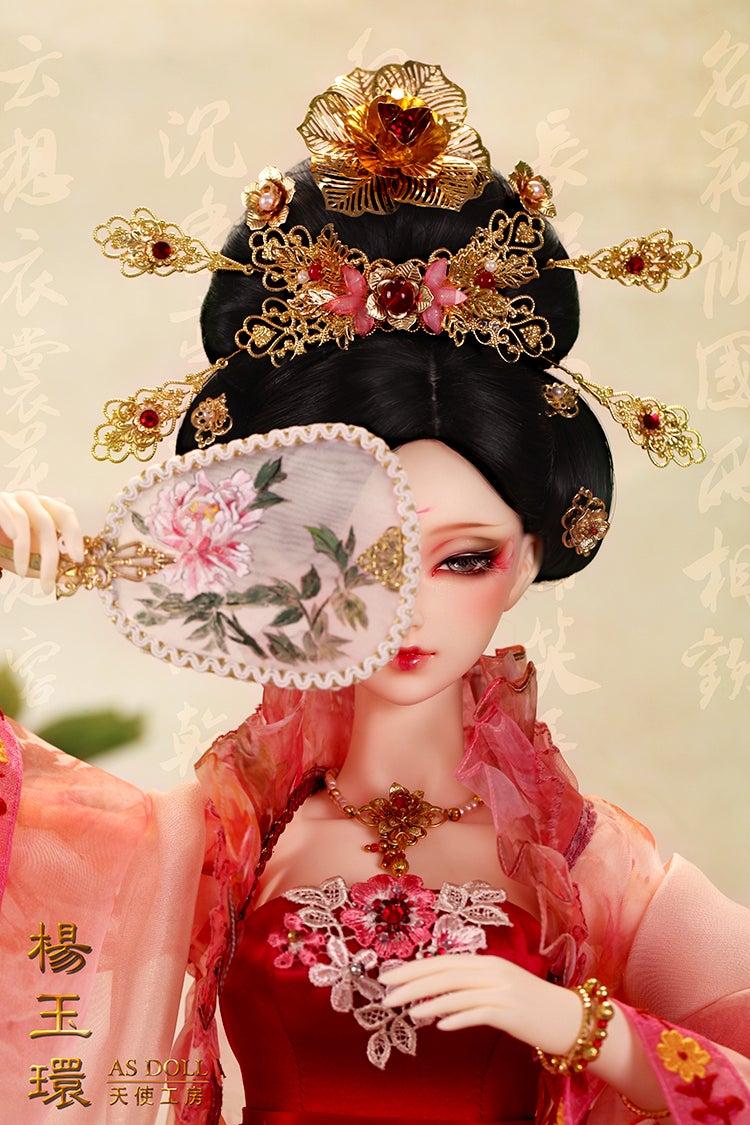 中国四大美人-楊貴妃