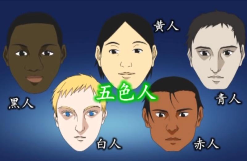 ◇竹内文書と人種差別◇   メータ...