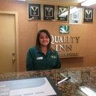 これぞ、Quality Innのクオリティ! (テキサス州マーシャル)の記事より