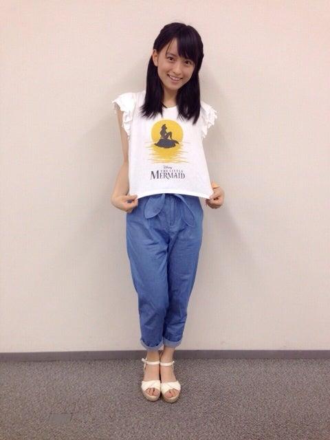 可愛い服装の清井咲希