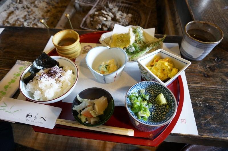 「広島 手打ちそばわらべ 定食」の画像検索結果