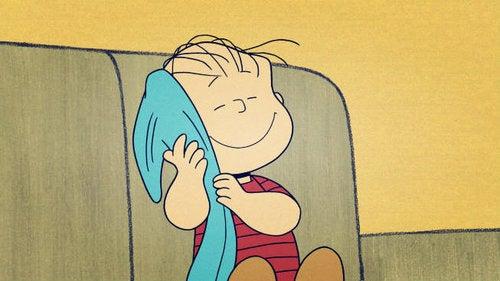 羽生選手のプーさんは、ライナス...