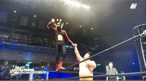 DDT「両国ピーターパン2015〜DDT...