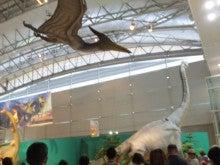 メガ恐竜展2015 1