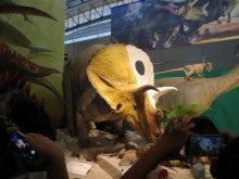 メガ恐竜展2015 2