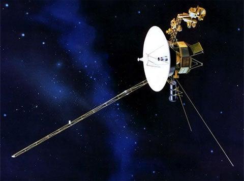 航法 スイング バイ 惑星探査機ボイジャーの現在地は!?最後の写真は何を映してる!?
