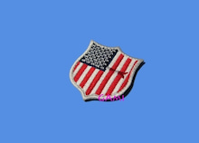 "DEVGRU Gold Team ""Crusader American Flag"" Patch | Gamis"