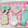 ♡キュートなアイシングクッキーたち♡の画像