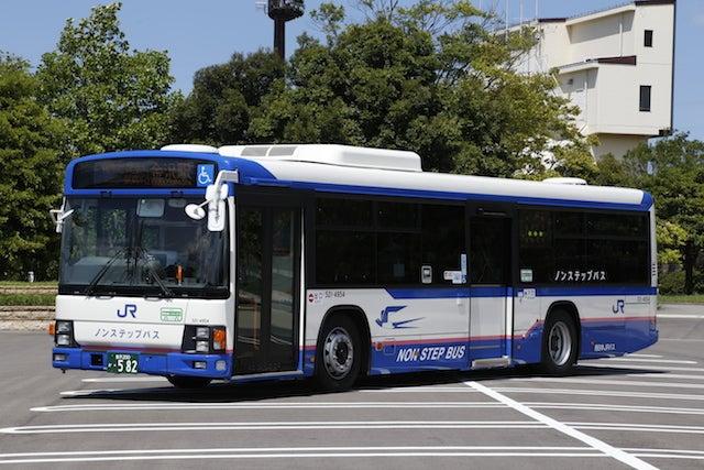 金沢の西日本JRバスを取材に行っ...