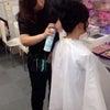 スピーディなヘアメイク♪( ´θ`)ノの画像