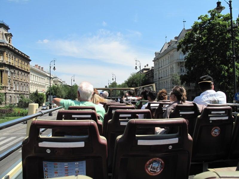 ブダペスト ビッグバス お薦め観光