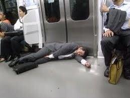 酔っ払いに対して寛大な社会。 | 私、地球人、ときどき日本人。