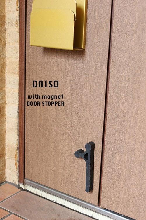 ドア ストッパー マグネット