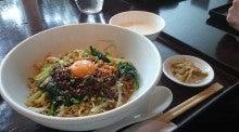 汁なし坦々麺8