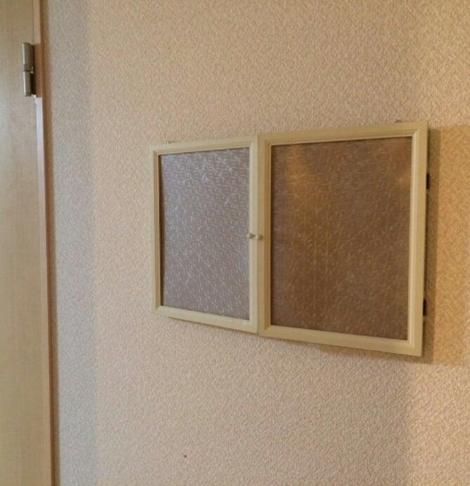 壁紙コルクボードを作りました Aloha E Komomai