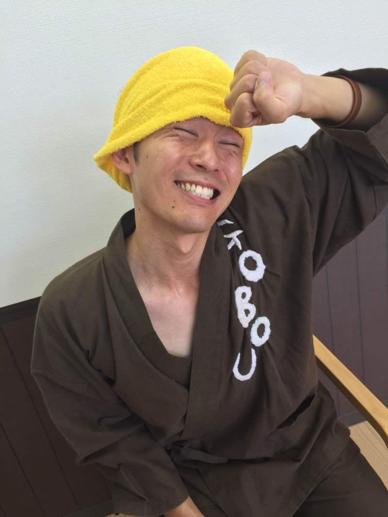 ごぼう先生とタオルを使った体操編日常生活動作体操で介護予防