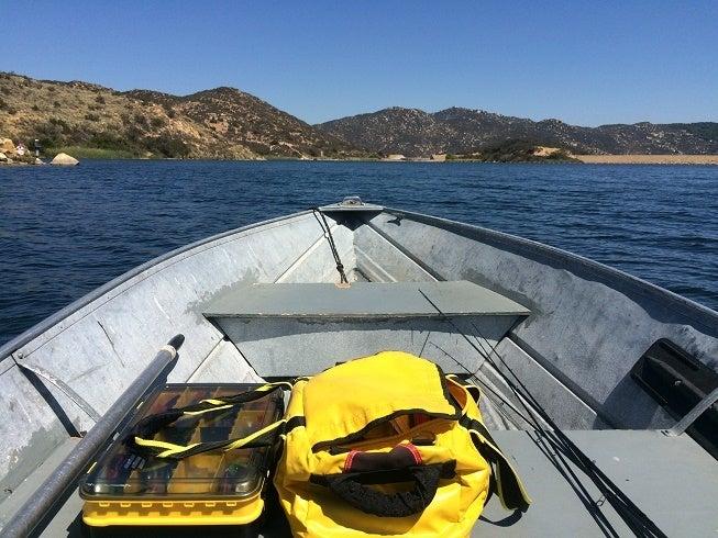 サンディエゴ釣り修行②!Dixon Lake ディクソン・レイク  (アメリカ ボート釣行)の記事より