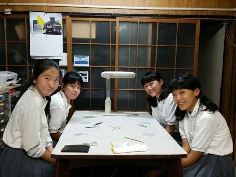 東京都足立区第9中学校の生徒さ...