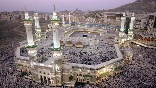 イスラム教の聖地メッカとハッジ...