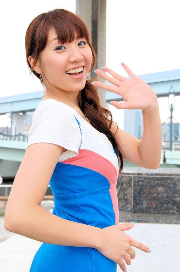 青山恵子さん お台場   じや!つ...