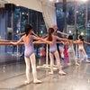 港区・六本木・南青山・赤坂 キッズバレエ・ジュニアバレエのレッスン風景♡の画像