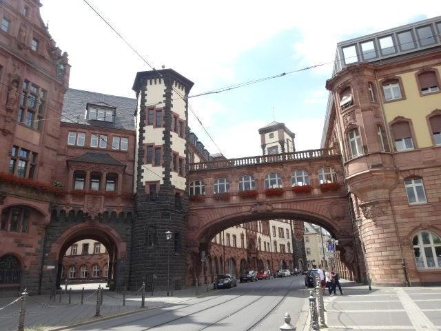 ドイツ (Frankfurt) レーマー広...