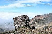 旭岳 金庫岩