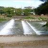 高野川に面する絶景の売地 の画像