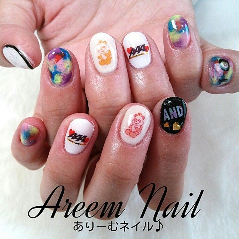 AAAライブネイル♪|岐阜 Areem Nail ( ありーむネイル♪)のブログ
