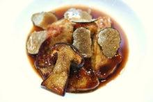 セップ茸とフォアグラのソテー